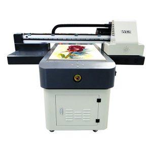 professionaalsed PVC-kaardid digitaalne uv printer, a3 / a2 uv tasapinnaline printer