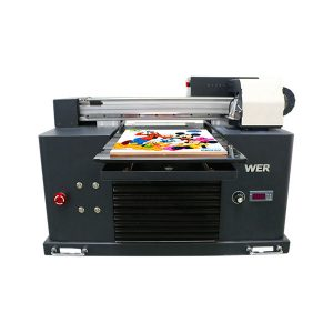 Spetsifikatsioonid Kasutus: Kaardi printeri plaat Tüüp: tasapinnaline printeri seisukord: uued mõõtmed (L * W * H): 65 * 47 * 43 CM Kaal: 62 kg Automaatne aste: automaatne pinge: AC220 / 110V Garantii: 1 aasta prindimõõt: 16,5x30 CM , A4 SIZE Tinditüüp: LED UV-tindi tootenimi: Väike printer A4-formaadis Digitaalne trükimasin UV-tasapinnaline printer Tint: LED UV-tindiga Prindi Kõrgus: 0-50mm Tindisüsteem: CISS-süsteem Tindivärvid: CMYKWW Düüside arv: 90 * 6 = 540 Prindi tarkvara: WINDOWS SYSTEM EXCEPT WIN 8 Voltage: AC220 / 110V brutovõimsus: 30W