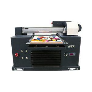puutetundliku ekraani intelligentne joondamine tindiprinteri PVC plastikust ID-kaardi printeriga a3