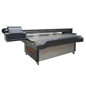 2513 mitmevärviline digitaalne keraamiline printer Xaar 1201, pea lameklaas uv printer