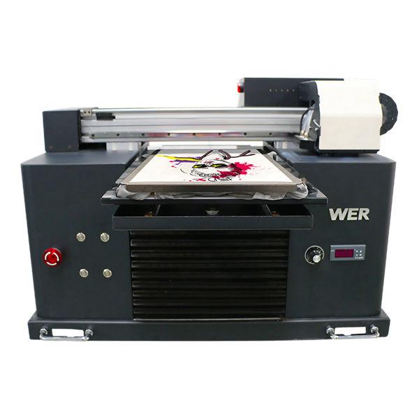 Kaheksa värvi odav hind 3d digitaalne dtg t-särk printer riided, tekstiil lame printerid müügiks