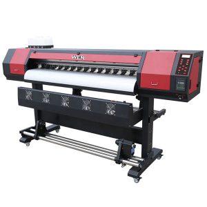 suurformaadiline 1,8 m vinüül dx5 prindipea öko lahusti printer