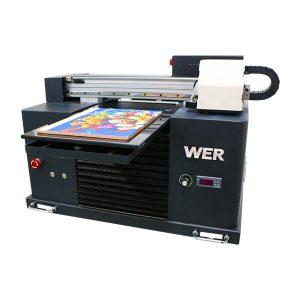 a3 uv printer, täiustatud väikese suurusega automaatne uv lame printer