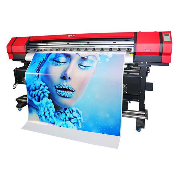 1,6 m nahast masin flex banner lamekangast suureformaadilise öko lahusti tindiprinteri