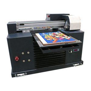 Uus disain Mini Led tasapinnaline A3 A4 formaadis lauaarvuti Epson UV printer