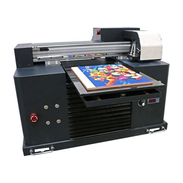 odav väike 6 värvi 28 * 60cm uv printer a3
