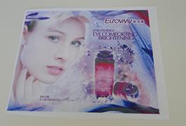Flag Cloth banner trükitud 1,6 m (5 jalga) ökolahusti printeriga WER-ES160 4