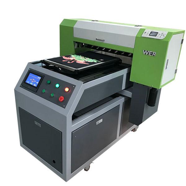 2018 uus toode 8 värvi tindiprinteri a1 6090 uv tasapinnaline printer
