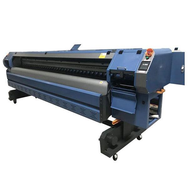 512i prindipea digitaalne vinüül flex banner lahusti printer / trükimasin