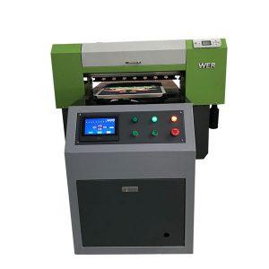 Parim müügi T-särk tekstiil lameekraan printer akrüül Rõivaste Printer Flatbed trükimasina