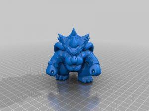 Ühekordne 3D-printimise lahendus