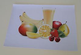 PVC-bänner trükitud 3,2 m (10 jalga) ökoloogilise lahusti printeriga WER-ES3201
