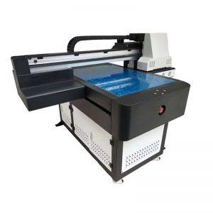 UV tasapinnalise printeri pöörlevad 8 cm trükikõrgusele WER-ED6090UV