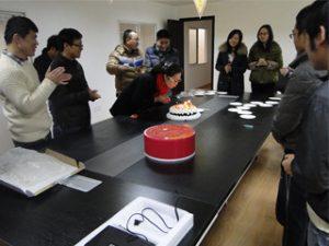 Töötaja sünnipäev, 2015